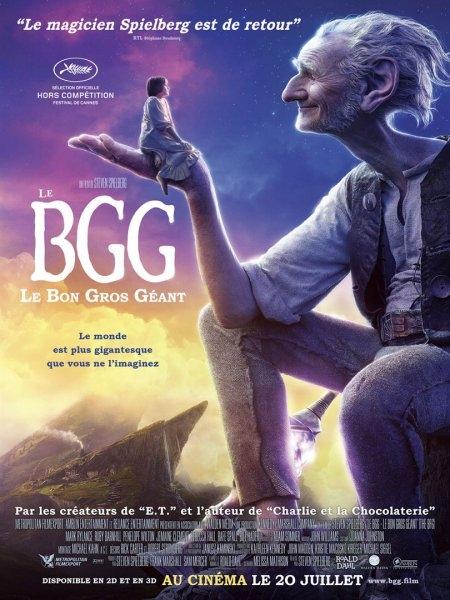 Cine974, Le Bon gros géant