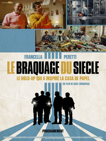 Cine974, Le Braquage du siècle