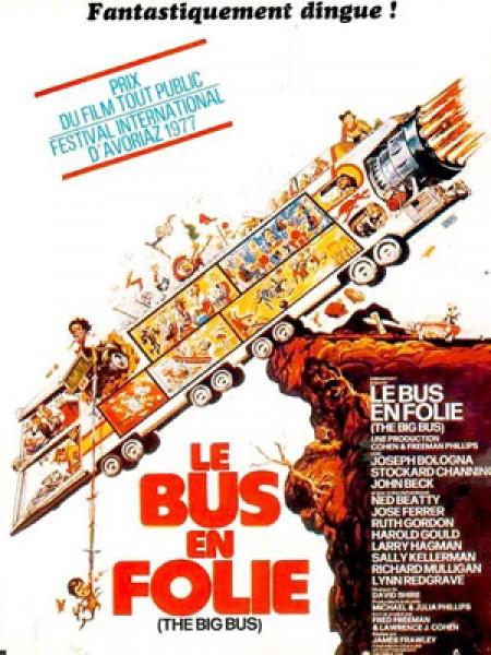 Cine974, Le Bus en folie