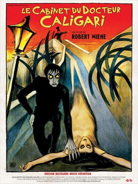 Cine974, Le Cabinet du docteur Caligari