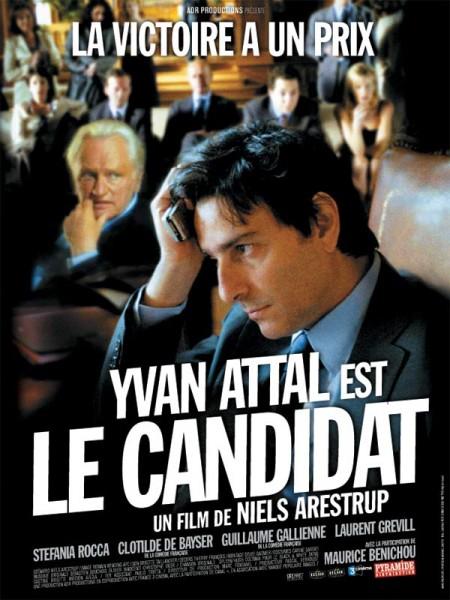 Cine974, Le Candidat