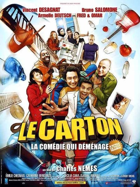 Cine974, Le Carton