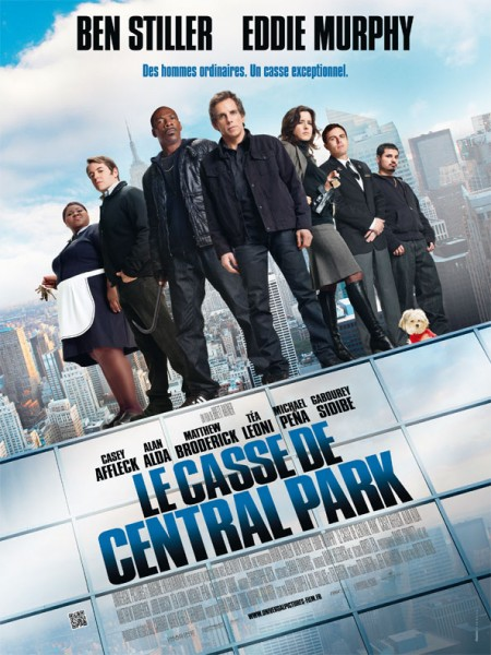 Cine974, Le Casse de Central Park