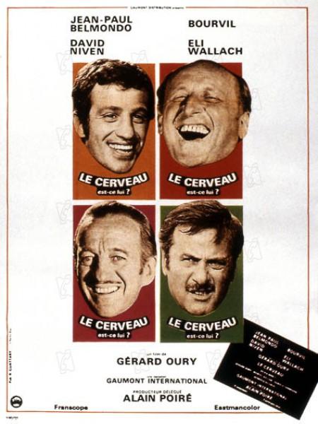 Cine974, Le Cerveau