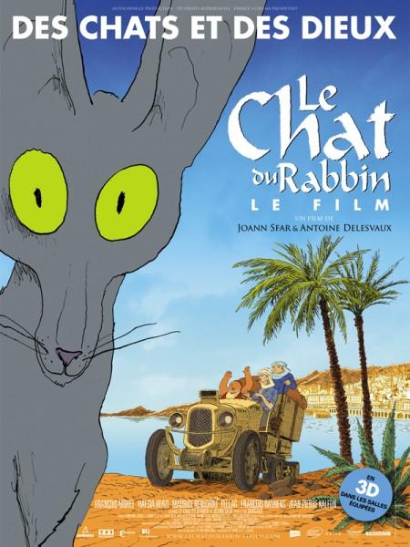 Cine974, Le Chat du Rabbin