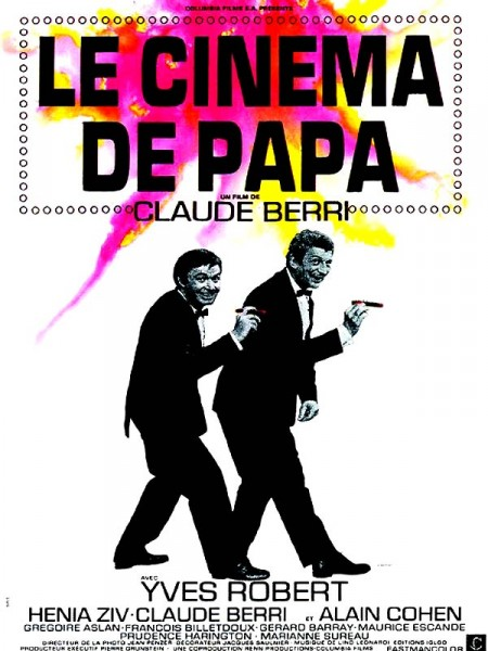 Cine974, Le Cinéma de papa