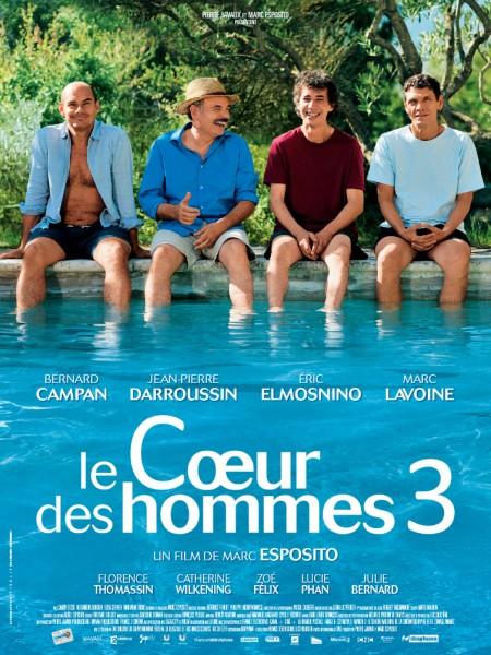 Cine974, Le Coeur des hommes 3