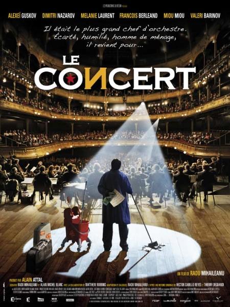Cine974, Le Concert