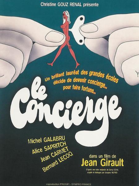 Cine974, Le Concierge