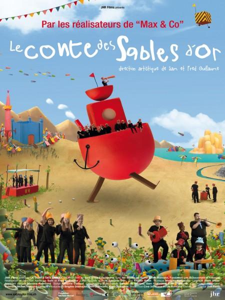 Cine974, Le Conte des sables d'or