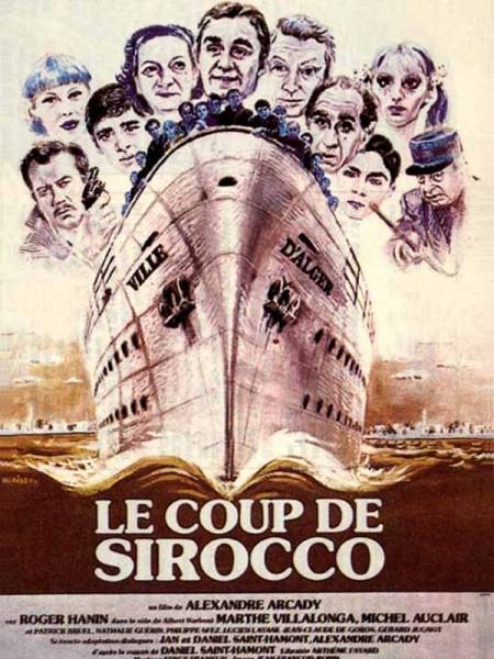 Cine974, Le Coup de sirocco