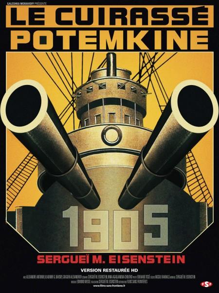 Cine974, Le Cuirassé Potemkine