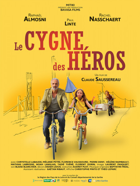 Cine974, Le Cygne Des Héros