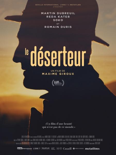 Cine974, Le Déserteur