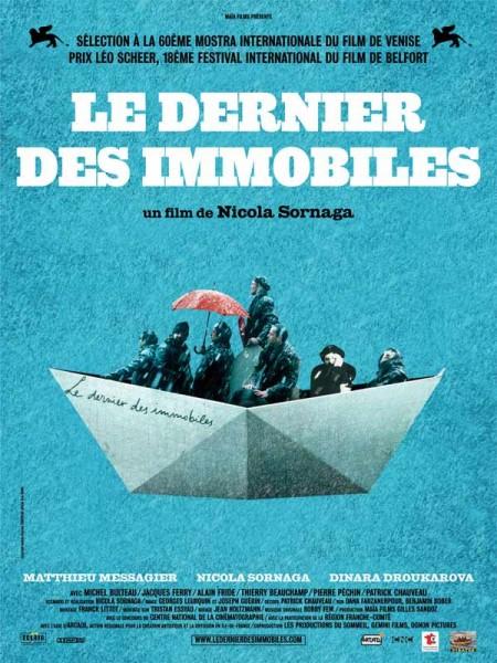 Cine974, Le Dernier des immobiles
