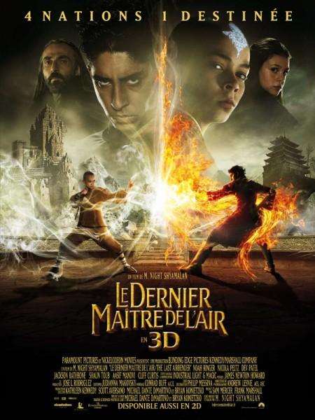 Cine974, Le Dernier maître de l'air