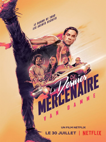 Cine974, Le Dernier Mercenaire