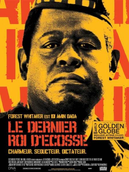 Cine974, Le Dernier roi d'Ecosse
