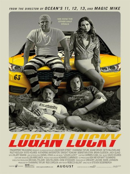 Cine974, Logan Lucky