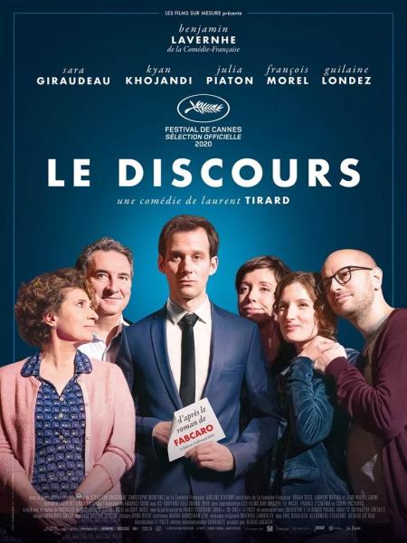 Cine974, Le Discours