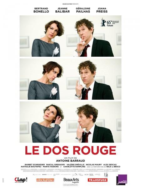 Cine974, Le Dos Rouge
