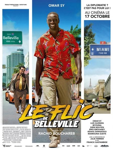 Cine974, Le Flic de Belleville