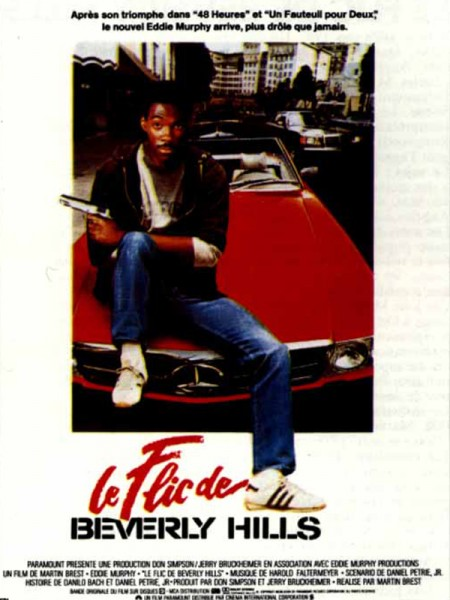 Cine974, Le Flic de Beverly Hills