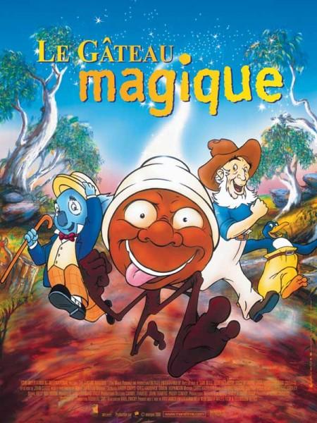 Cine974, Le Gâteau magique