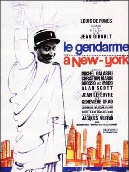 Cine974, Le Gendarme à New York