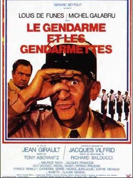 Cine974, Le gendarme et les gendarmettes