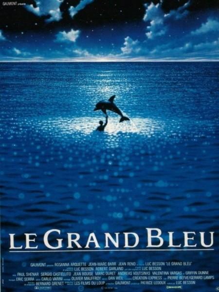Cine974, Le grand bleu