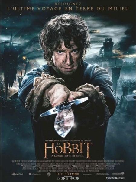 Cine974, Le Hobbit : la Bataille des Cinq Armées