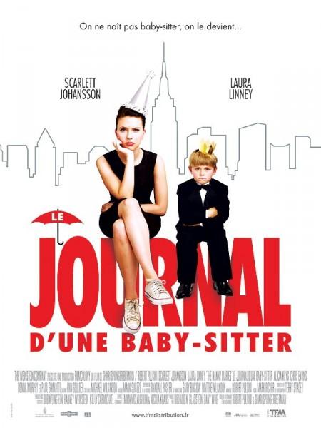 Cine974, Le Journal d'une baby-sitter