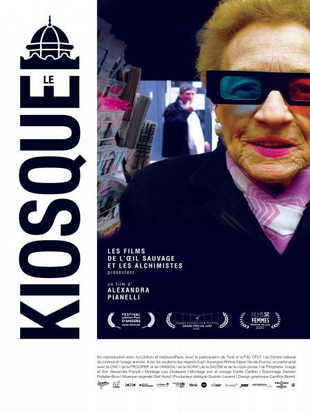 Cine974, Le Kiosque