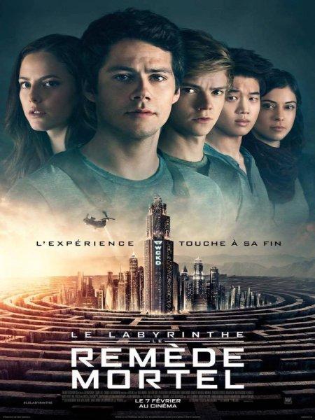 Cine974, Le Labyrinthe : le remède mortel