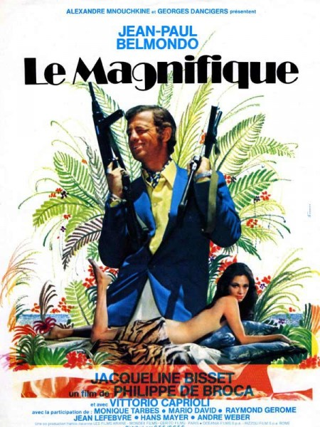 Cine974, Le Magnifique