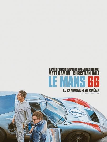 Cine974, Le Mans 66