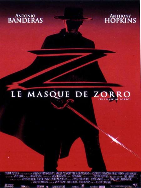 Cine974, Le Masque de Zorro