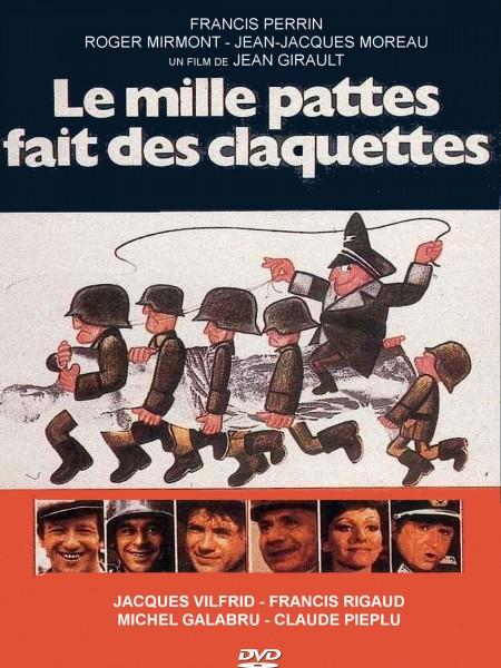Cine974, Le Mille-pattes fait des claquettes