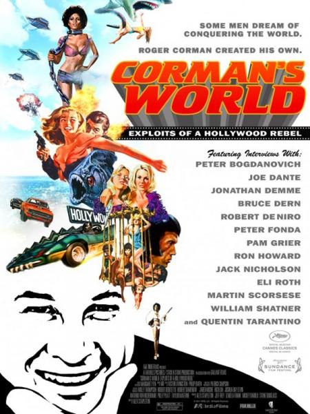 Cine974, Le Monde de Corman : Exploits d'un rebelle hollywoodien