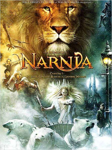 Cine974, Le Monde de Narnia : Chapitre 1 - Le lion, la sorcière blanche et l'armoire magique
