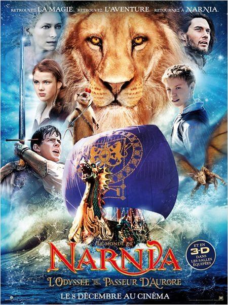 Cine974, Le Monde de Narnia : L'Odyssée du Passeur d'aurore