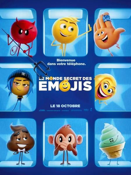 Cine974, Le Monde secret des Emojis