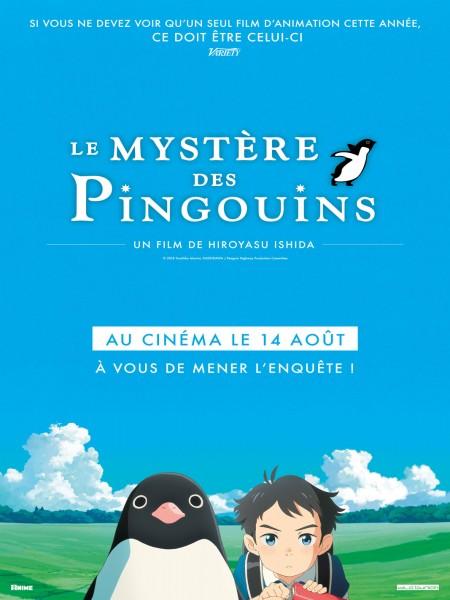 Cine974, Le Mystère des pingouins