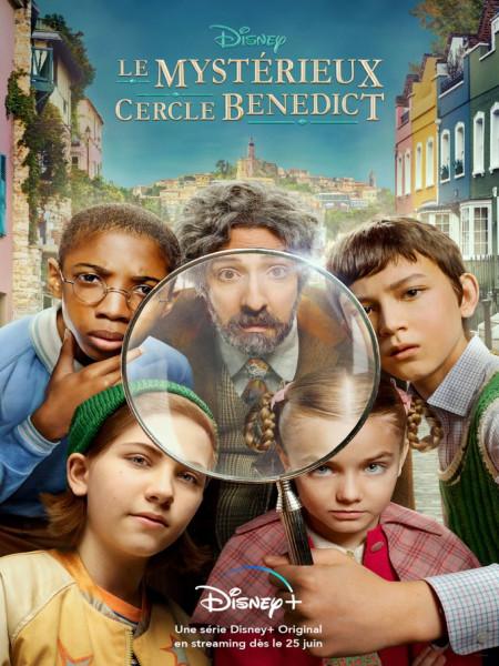 Cine974, Le mystérieux cercle Benedict