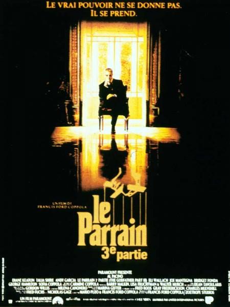 Cine974, Le Parrain, 3e partie