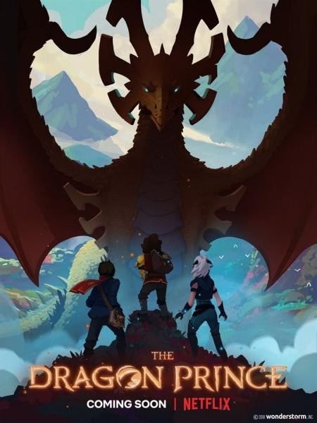 Cine974, Le Prince des dragons