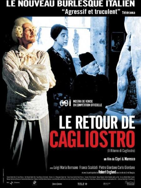 Cine974, Le Retour de Cagliostro