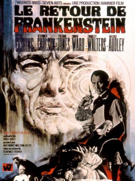 Cine974, Le Retour de Frankenstein