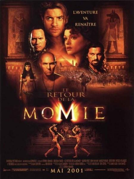 Cine974, Le Retour de la Momie